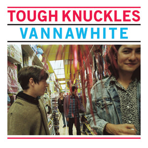 Tough Knuckles: VANNAWHITE