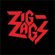 Load image into Gallery viewer, Zig Zags: Running Out Of Red Cassette