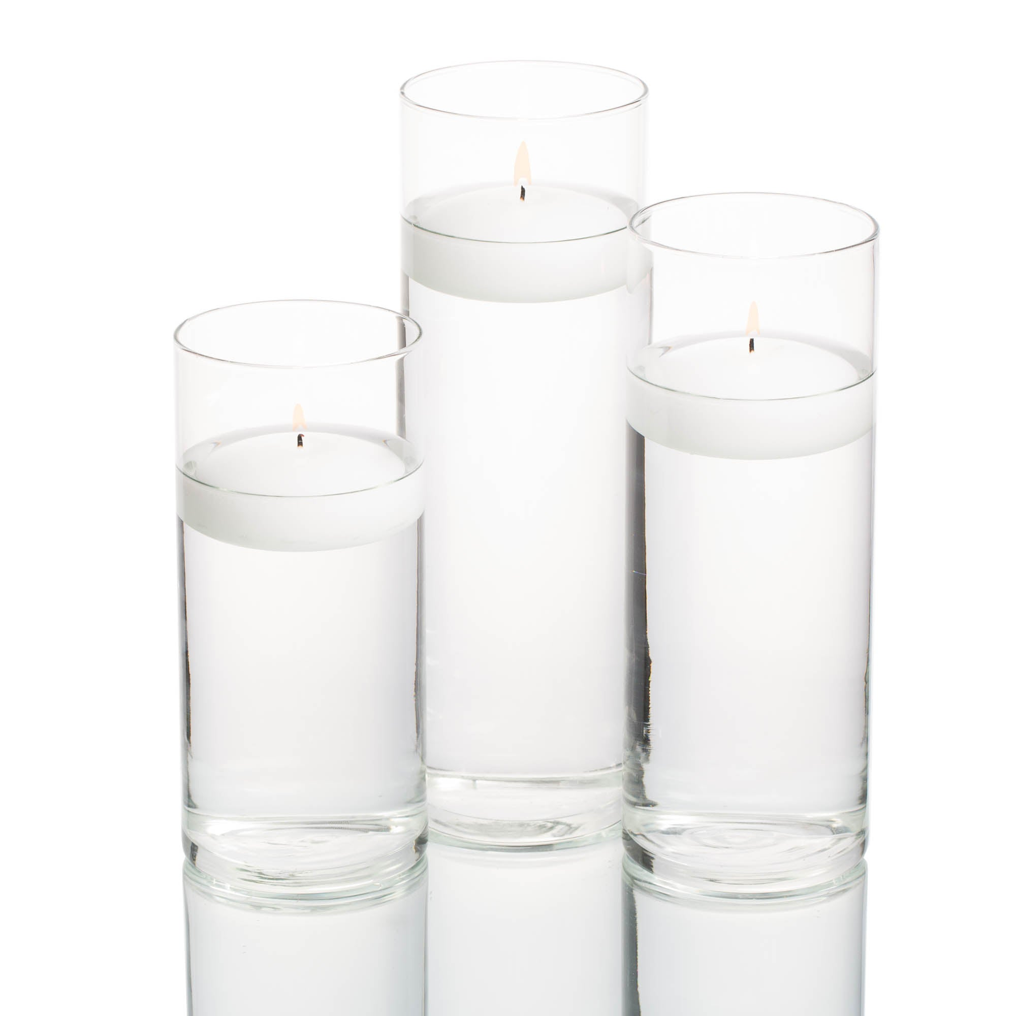 Richland Floating Candles and Cylinder Holders