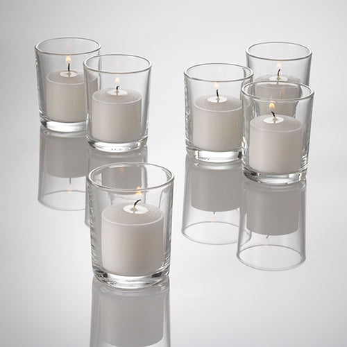 Clear Votive Holders Quick Candles Uk
