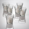Eastland Clear Flower Pot Votive Holders