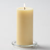 Richland Ivory Church Pillar Candle