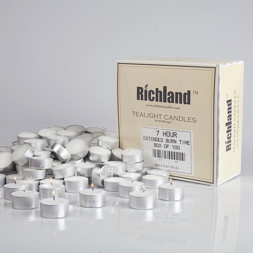 Richland Tealight Candles