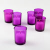 Eastland Votive Holders Purple