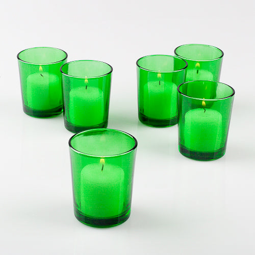 Eastland Votive Holders Green