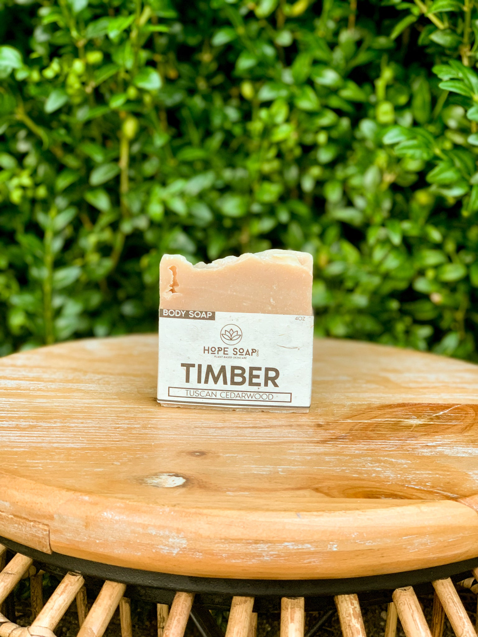 Timber Body Soap