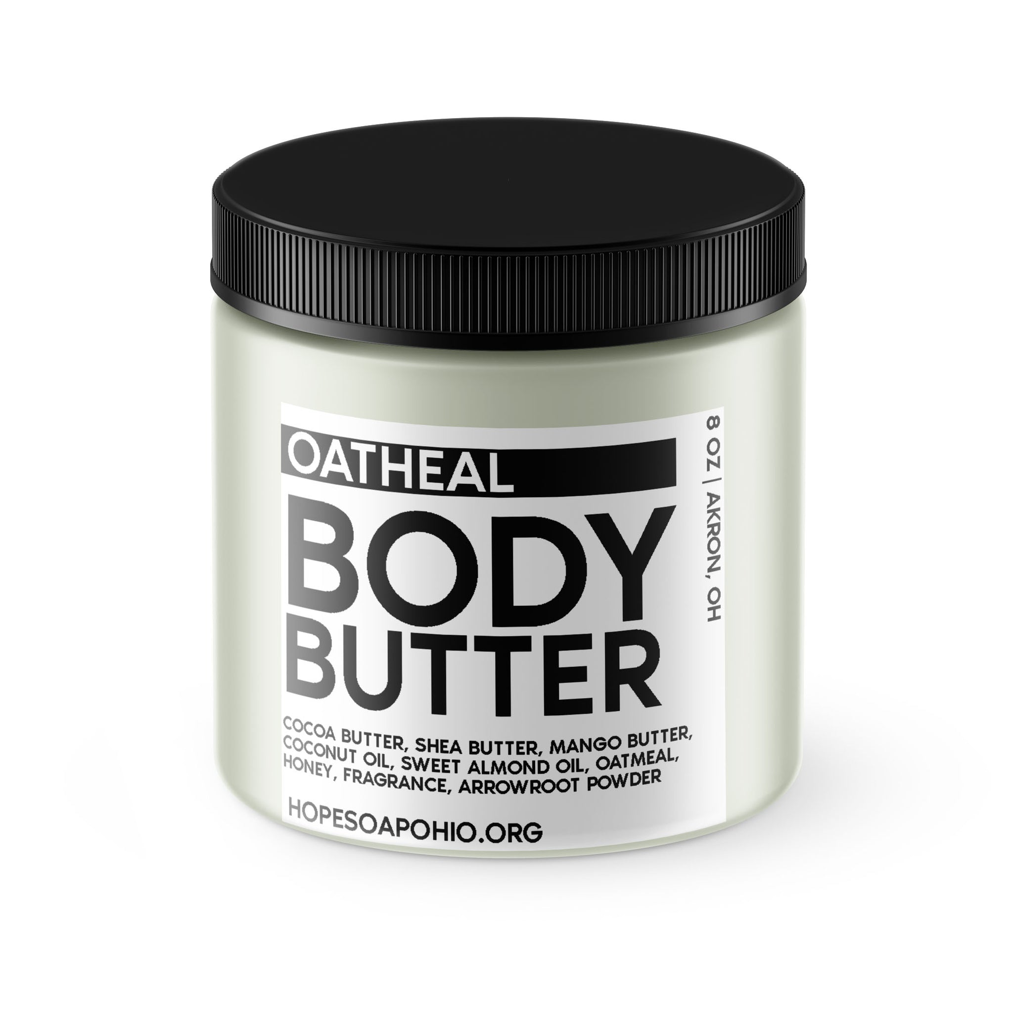 Body Butter - HOPESOAPOHIO