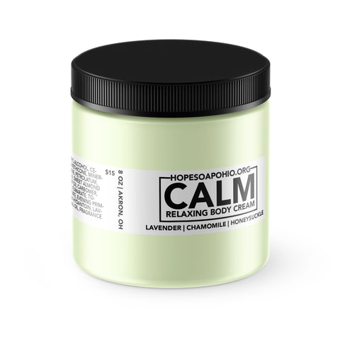 Calm Cream - HOPESOAPOHIO