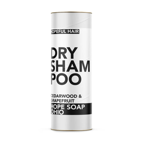 Dry Shampoo (Grapefruit and Cedarwood)