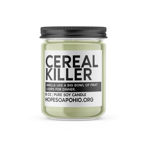 Cereal Killer - HOPESOAPOHIO