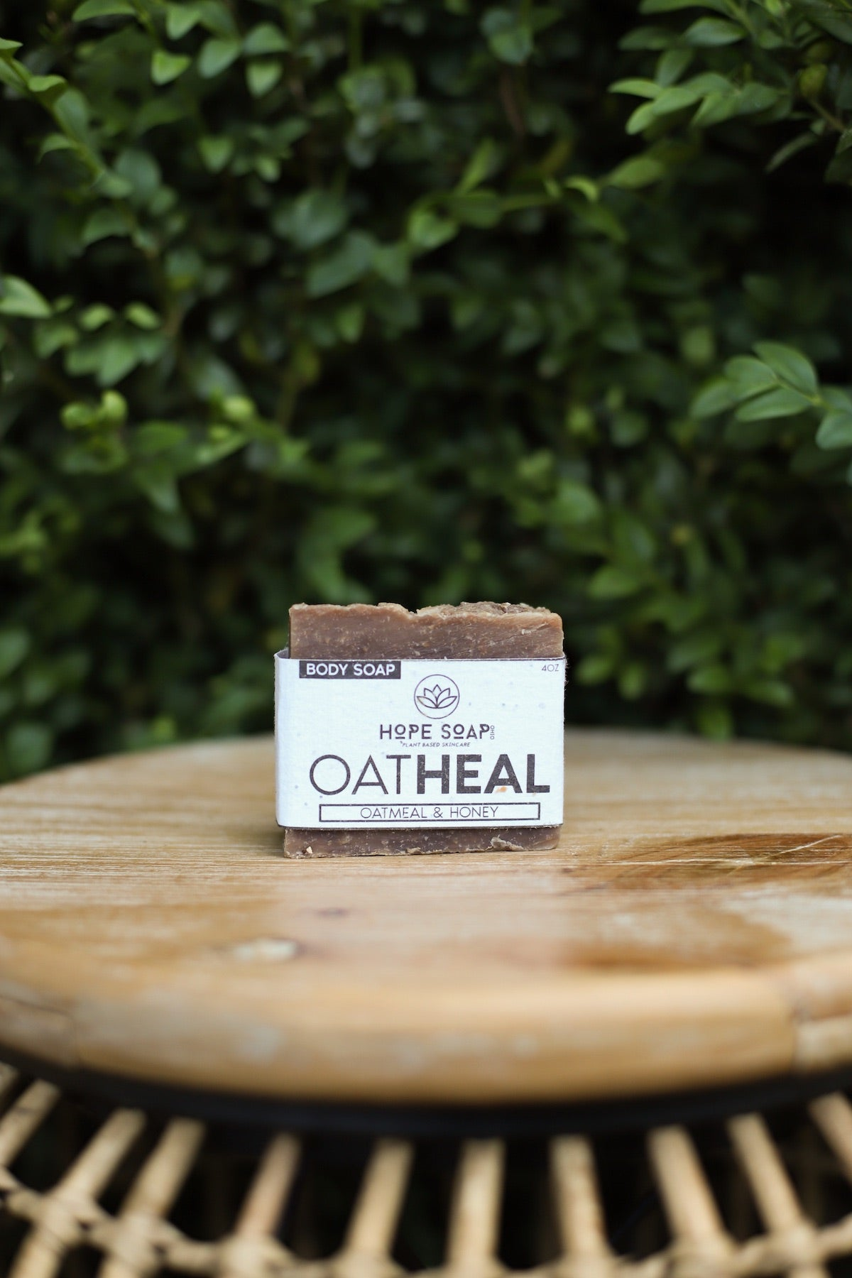 Oatheal Body Bar