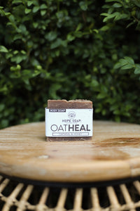 Oatheal Body Bar - HOPESOAPOHIO