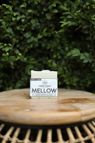 Mellow Honeysuckle Soap