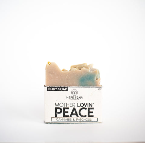 Mother Lovin' Peace Body Bar
