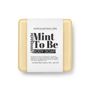 Mint to Be Body Soap - HOPESOAPOHIO