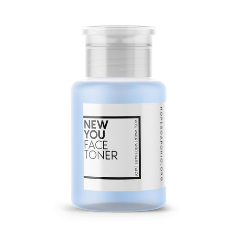 New You Face Toner