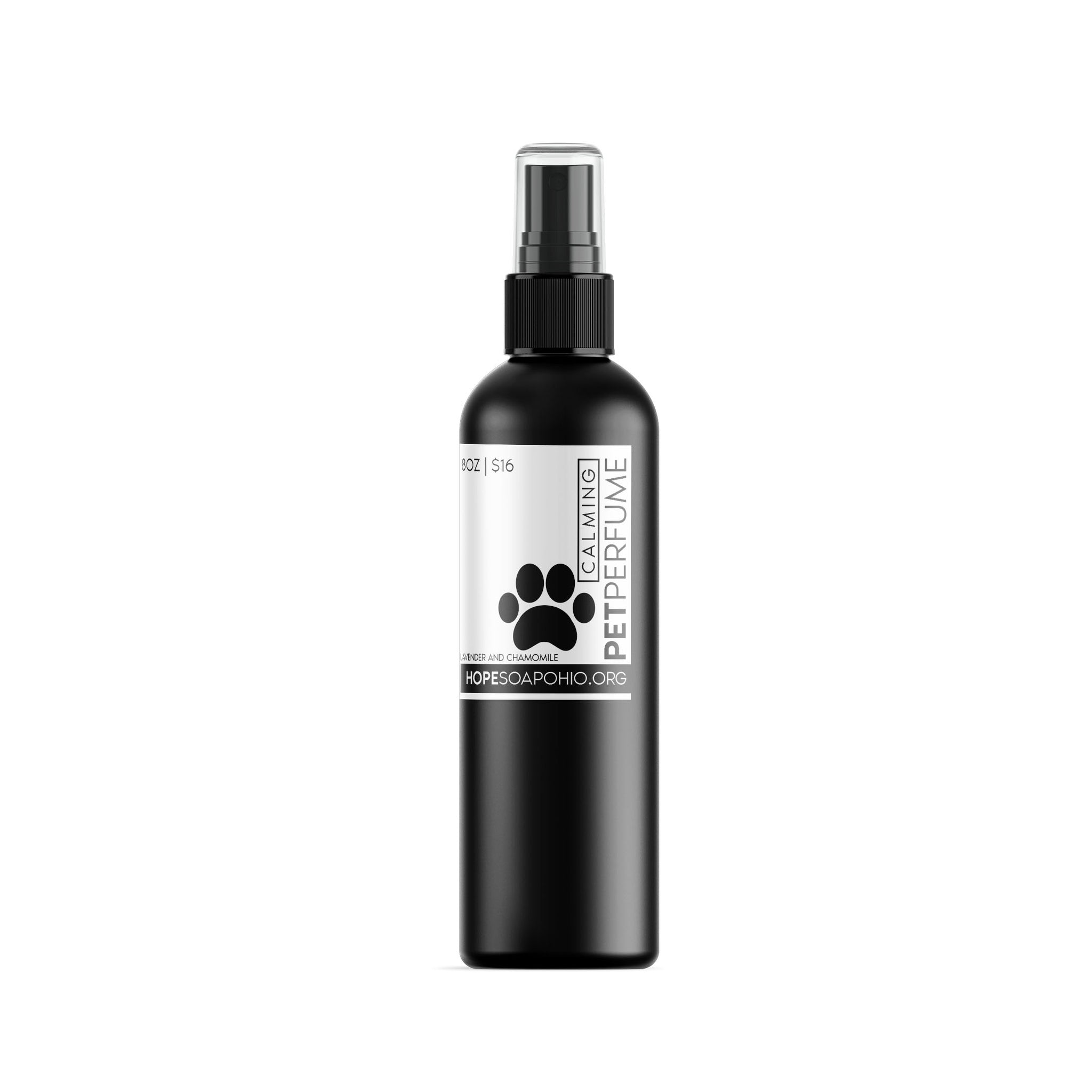 Calming Pet Perfume - HOPESOAPOHIO