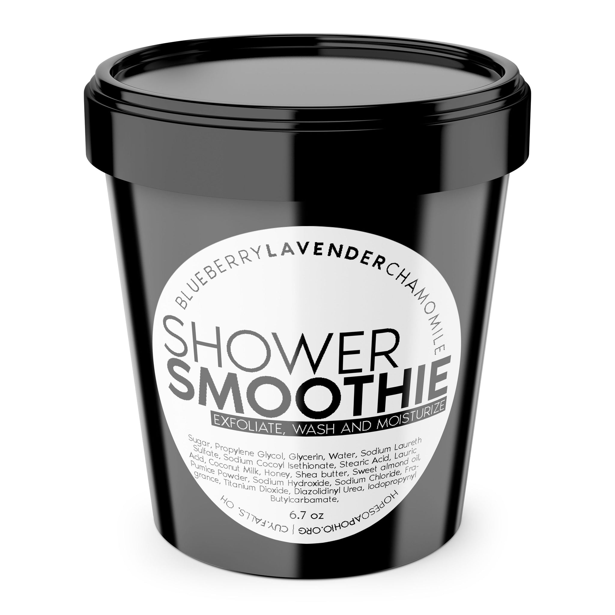 Shower Smoothie - HOPESOAPOHIO
