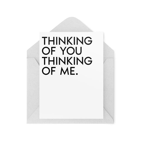 Thinking Of You Card - HOPESOAPOHIO
