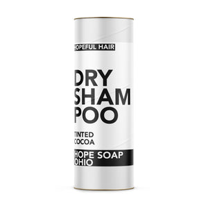 Dry Shampoo (Tinted Cocoa-for Dark Hair)
