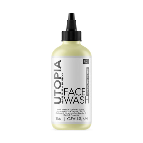 Utopia Face Wash