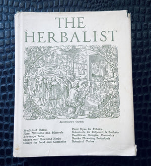 The Herbalist Book