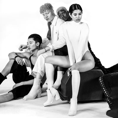 Shaun Ross x United Nude