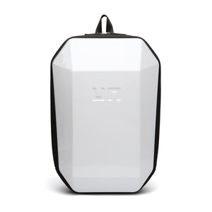 Stealth Backpack L White front