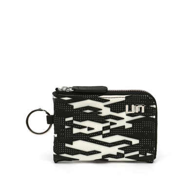 Coin Wallet Mono Geo front