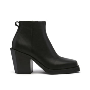 SRxUN Ankle Boot Mens Black out view