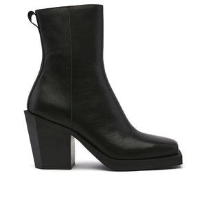 SRxUN Calf Boot Mens Black out view
