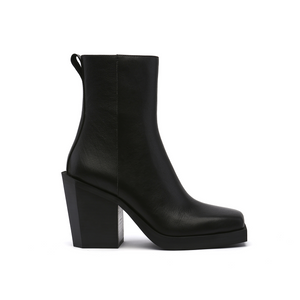 SRXUN Calf Boot Womens | Black