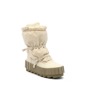 arctic boot off white angle out view