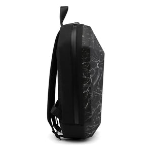 Stealth Backpack L Black Marble side