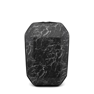 Stealth Backpack M Black Marble front