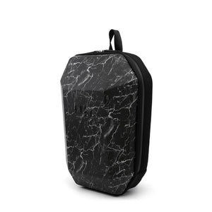 Stealth Backpack M Black Marble angle in