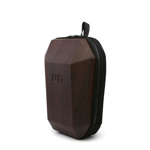 Stealth Backpack M Dark Wood angle in