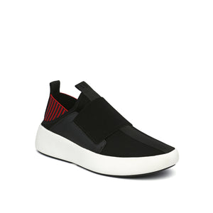 bo easy mens black + red angle out view