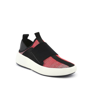 bo easy mens red + black angle out view