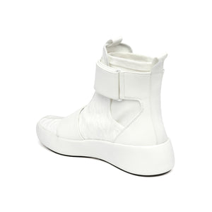 bo high mens white geo angle in view