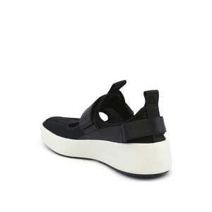 bo mj mens black angle in view