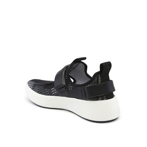 bo mj mens melange + black angle in view
