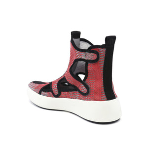 bo space mens red angle in view