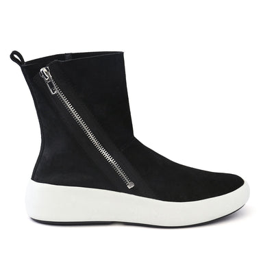 bo zip boot mens black out view