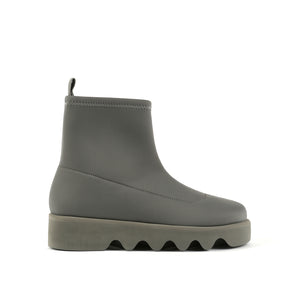 bounce short boot gray out view