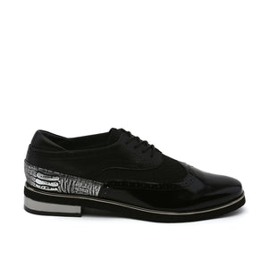 brogue mens black out