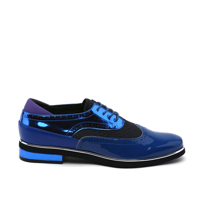 brogue mens cobalt blue out
