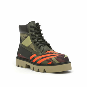combat calli mens camouflage angle out view