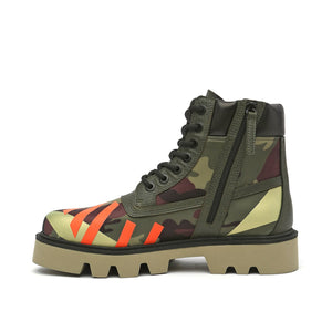 combat calli mens camouflage in view