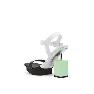 cube sandal hi shadow angle in view
